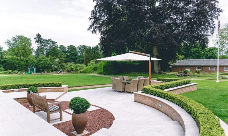Manor Terrace Garden