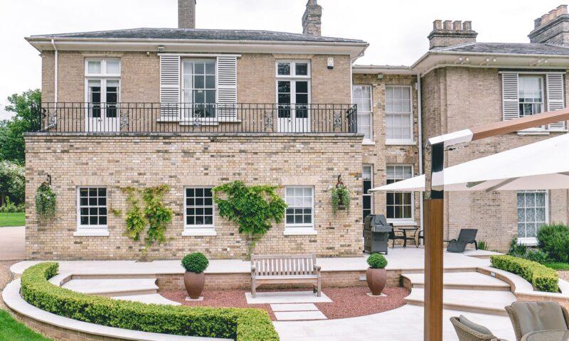 Manor Terrace Garden & Patio